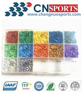 Factory Supply EPDM Granules for Running Track/EPDM Flooring/Park pictures & photos