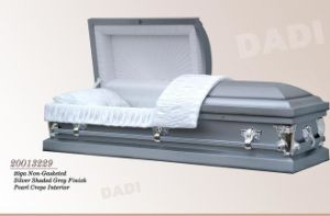 American Style Metal Casket 20ga (20013229) pictures & photos