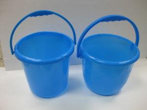 12 Liters Round Plastic Bucket/Pail (SLT0901)