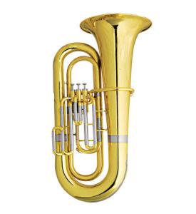 3 Pistion 4/4 Tuba (BB-530) pictures & photos