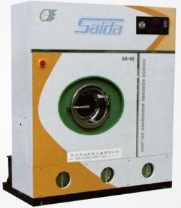 Full-Closed Dry Cleaner (GX-8E)