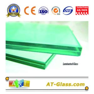 6.38mm Laminated Glass with Toughened Glass or Clear Float Glass pictures & photos