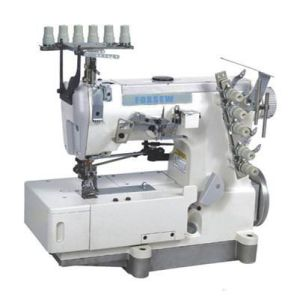 Interlock Sewing Machine with Decoration Seam pictures & photos