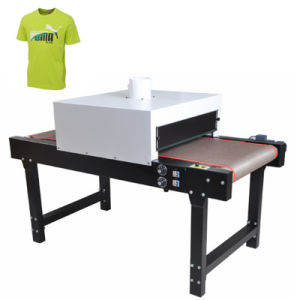IR-T650 Screen Printing Conveyor Dryer Textile IR Tunnel Oven pictures & photos