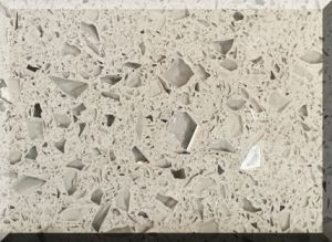 Artificial Quartz Stone for Countertop/ Solid Surface/ Building Material pictures & photos