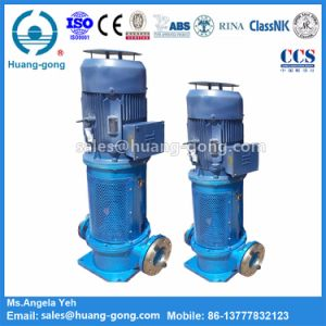 Marine Vertical Centrifugal Sea Water Pump pictures & photos