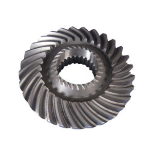OEM ODM Gleason Spiral Bevel Gear&Gear for Agriculture Machines or Other Motor Machines