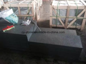 Flamed Padang Dark G654 Granite Tiles for Paving/Floor/Wall/Garden pictures & photos