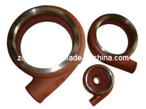 Slurry Pump Volute Liners pictures & photos