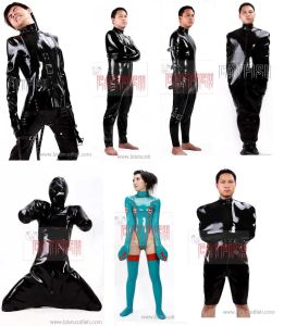Bondage Latex Clothes