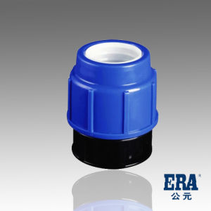 Era Quality Quick Delivery PP Compression Fitting End Cap pictures & photos