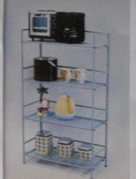 4-Tier Long Storage Rack (KL-R15)