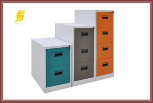 Steel Drawer Filing Cabinet (FLC-001)