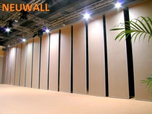 New Design Movable Partition Wall for Meeting Room, Multi-Purpose Hall and Multi-Function Hall pictures & photos