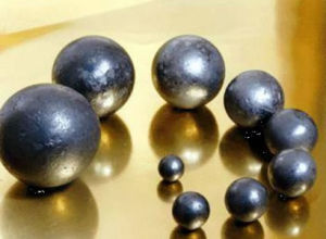 Steel Grinding Ball, Cast Grinding Ball, Forged Grinding Ball pictures & photos