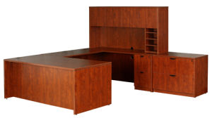 Laminate Furniture / Office Workstation / Office Desk (US laminate)