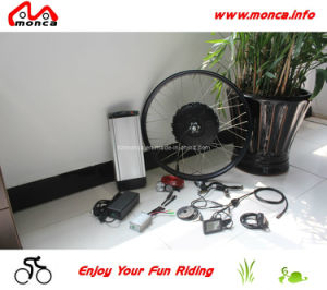 E Bike Conversion Kits with 500W Motor and 48V Lithium Battery pictures & photos