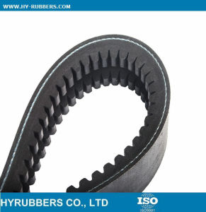 Classical Wrapped V-Belt /Rubber Belt for Power Transmission pictures & photos