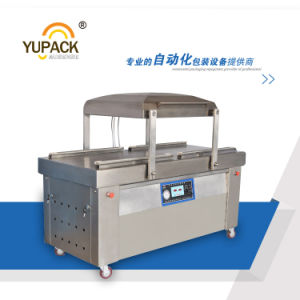 Dz800/2sc Full Automatic Double Chamber Vacuum Packing Machine pictures & photos