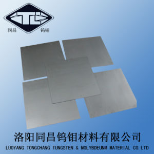 Class 2 Density 17.5g/cm3 Tungsten Alloy Sheet Thickness 10mm pictures & photos