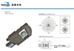55W LED Street Lamp HPS Replacement Long Lifespan pictures & photos