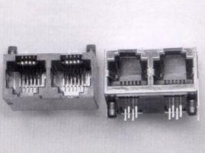 Side Entry PCB Jack