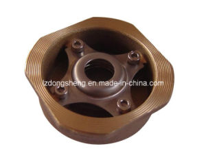 Wafer Type Brass Body Ascend and Descend Check Valve pictures & photos