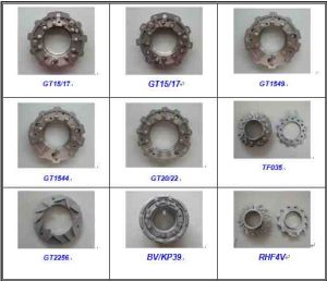 Variable Nozzle Rings Nozzle Plate for Turbocharger pictures & photos