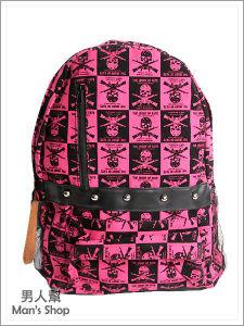 Walmart Audited Fashion Flower Color Backpack Bag