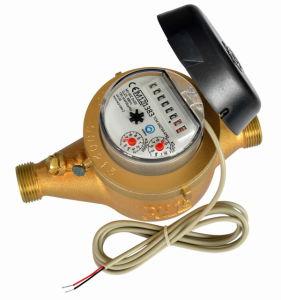 Nwm Multi Jet Vane Wheel Water Meter (MJ-LFC-Z) pictures & photos