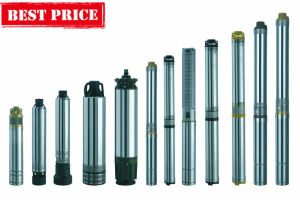 Submersible Deep Well Water Pump with CE (QJD6-23/7-0.55) pictures & photos