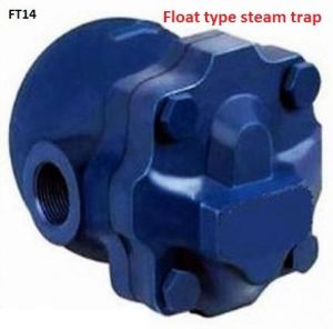 Ft14h Ft44h Lever Ball Float Type Steam Trap, Valve-Condensate Steam Trap From Competitive China Supplier pictures & photos