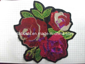 Decorative Embroidery Flower Sequins