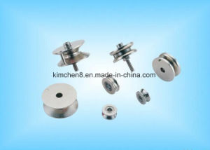 Coil Winding Tensioner Stainless Steel Pulley Wire Guide Roller pictures & photos