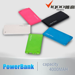 Mobile Charger High Capacity Power Bank for Samsung/ iPad /iPhone/Laptop pictures & photos