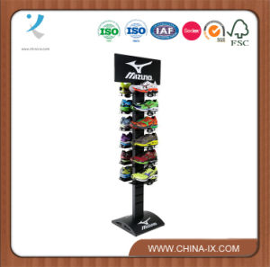Shoes Retail Store Metal Shoes Display Rack pictures & photos