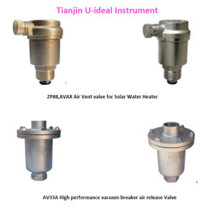 Automatic Air Vent Valve, Brass Air Release Valves pictures & photos