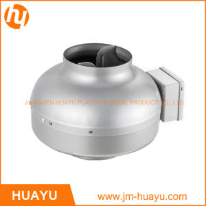 5 Inch Circular Inline Duct Fans Inline Fans (330 M3/H) pictures & photos