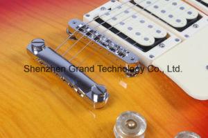 Low Price Vintage Cherry Sunburst Lp Style Electric Guitar (GLP-59) pictures & photos