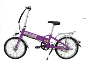 2014China Hot Sale Zhongchi Electric Bicycle with Lithium Battery (TDN-203Z)