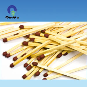Brown Color of Match Head and Safety Type Match Sticks pictures & photos