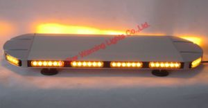 LED Gen 5 Slim Super Bright Mini Lightbars for Police Cars pictures & photos