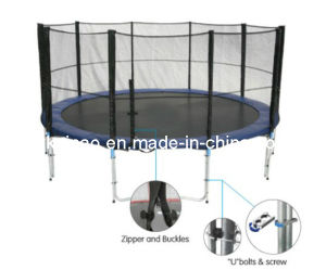 15ft Large Trampolines Tent (5legs) (XA1061)