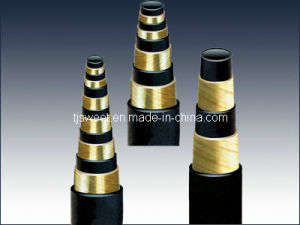 Hydraulic Rubber Pipe with High Pressure