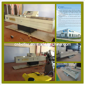 Insulating Glass Production Line Butyl Extruder Machine / Butyl Glue Coat Machinery pictures & photos