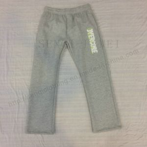 Men′s Sport Jogger Pants in Knitting Sweat Trousers Fw-8664 pictures & photos