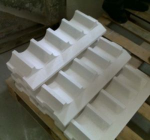 Ceramic Fiber Roller Sealing