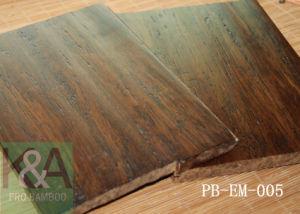 Embossed Strand Woven Bamboo Flooring (PB-EM-005)