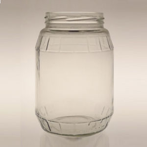 900ml Large Glass Jar Wide Mouth Jar Packaging Bottle pictures & photos