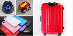Reach RoHS High Cleanness Low Gel High Temperature Self-Adhesive Protective Film for Luggage Case pictures & photos